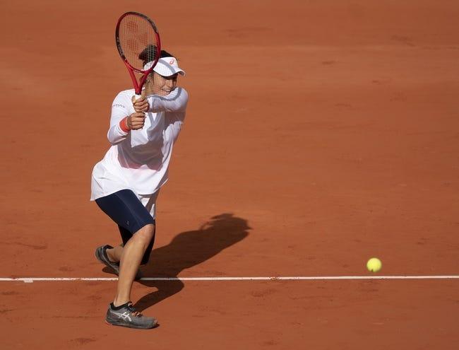 WTA Gippsland Trophy : Caroline Garcia vs Timea Babos 2/01/2021 Tennis Prediction
