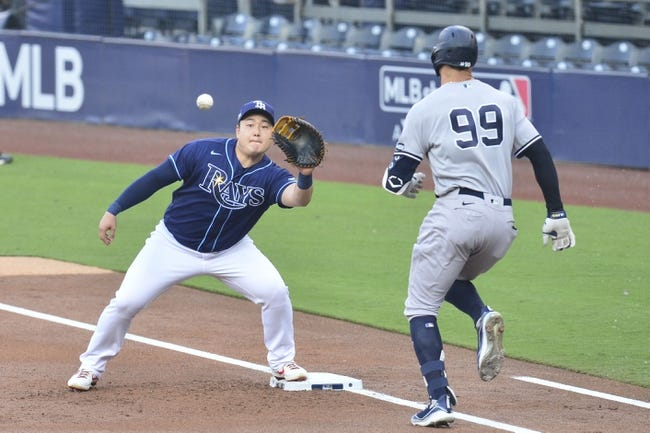 Tampa Bay Rays vs New York Yankees MLB Picks, Odds, Predictions 4/11/21