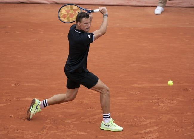 Monaco Masters: Lorenzo Sonego vs Marton Fucsovics 4/13/21 Tennis Prediction