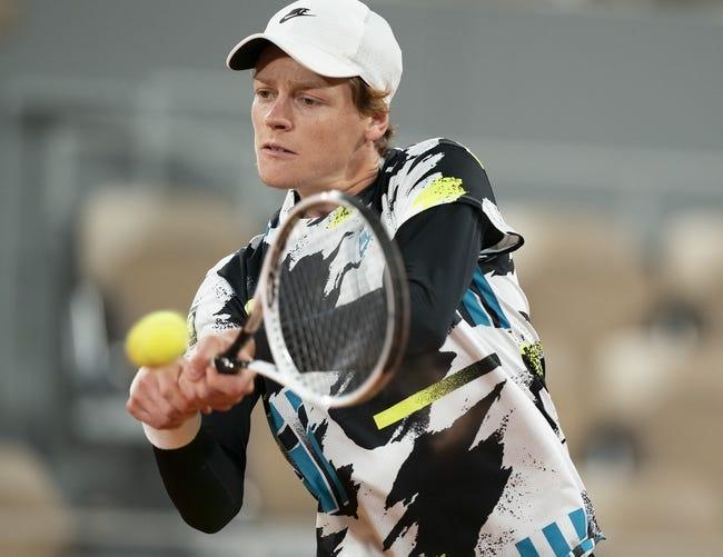 ATP Marseille Open: Jannik Sinner vs Hugo Gaston 3/10/2021 Tennis Prediction