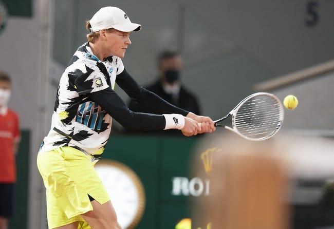 A Day At The Drive: Novak Djokovic vs. Jannik Sinner Tennis Prediction