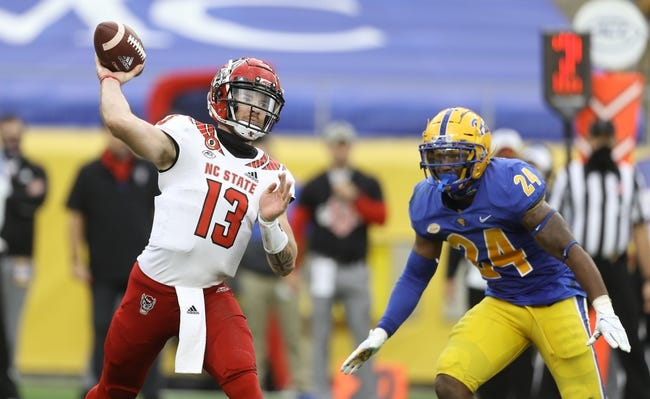 USF at NC State - 9/2/21 College Football Picks and Prediction