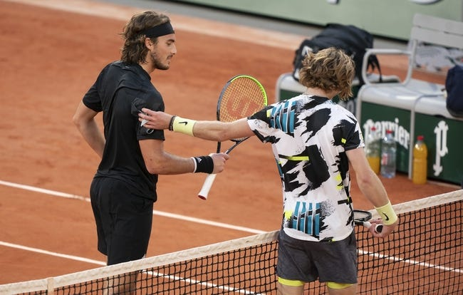 Rotterdam Open: Stefanos Tsitsipas vs. Andrey Rublev 3/6/2021 Tennis Prediction