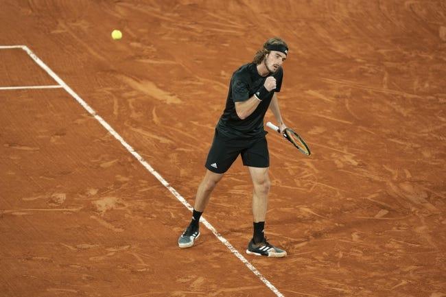 Australian Open: Stefanos Tsitsipas vs. Gilles Simon 2/9/2021 Tennis Prediction