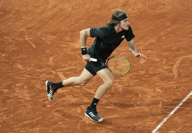 Australian Open: Stefanos Tsitsipas vs. Matteo Berrettini 2/15/2021 Tennis Prediction