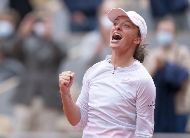 WTA Dubai Open: Iga Swiatek vs. Misaki Doi 3/9/2021 Tennis Prediction