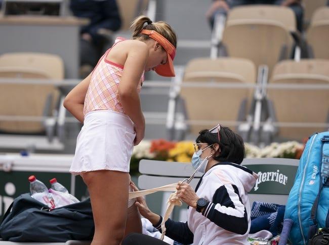 WTA Yarra Valley Classic: Sofia Kenin vs. Jessica Pegula 2/3/2021 Tennis Prediction