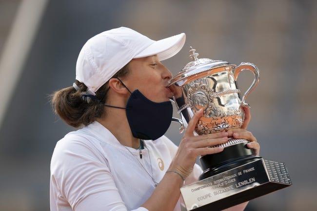 WTA Adelaide International : Iga Swiatek vs Belinda Bencic 2/27/2021 Tennis Prediction