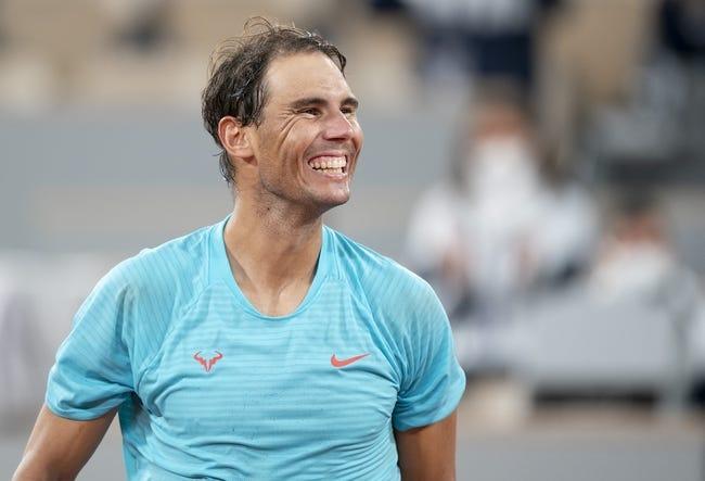 Australian Open: Rafael Nadal vs. Michael Mmoh 2/11/2021 Tennis Prediction