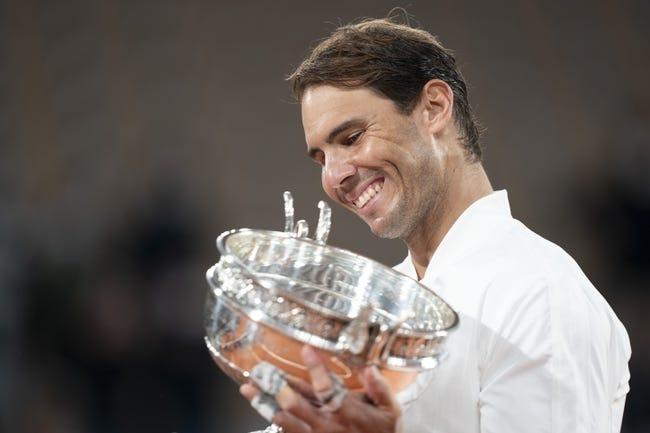 Madrid Open: Rafael Nadal vs. Carlos Alcaraz 5/5/21 Tennis Prediction