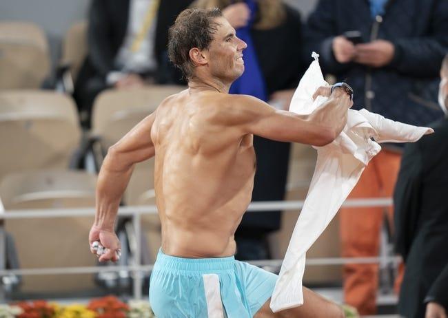 Rafael Nadal vs Novak Djokovic French Open Tennis Picks and Predictions 6/11/21