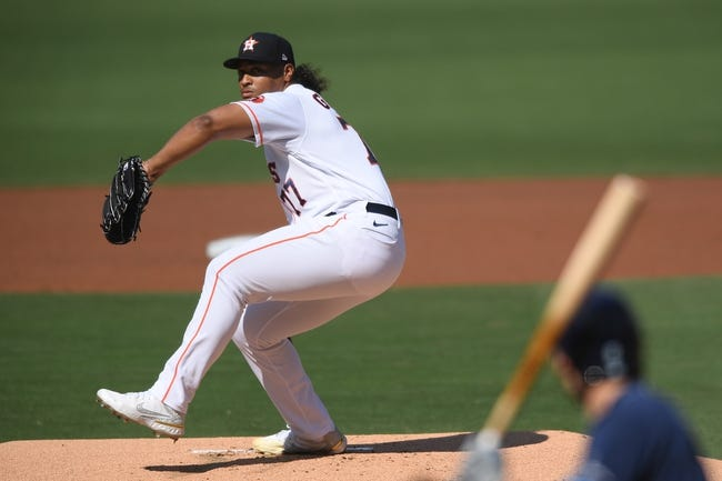 Los Angeles Angels vs Houston Astros MLB Picks, Odds, Predictions 4/5/21