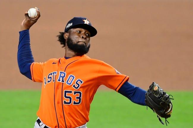 Houston Astros vs Oakland Athletics MLB Picks, Odds, Predictions 4/8/21
