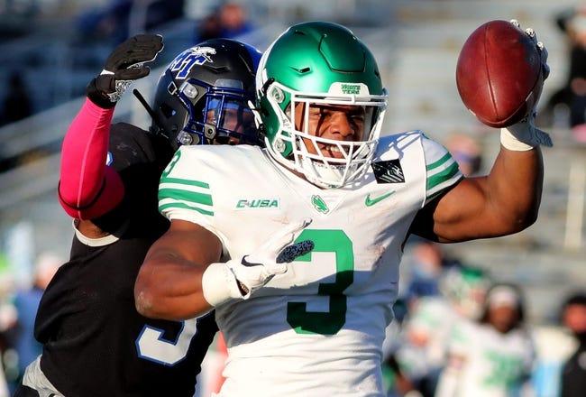 Marshall at North Texas: 10/15/21 College Football Picks and Prediction