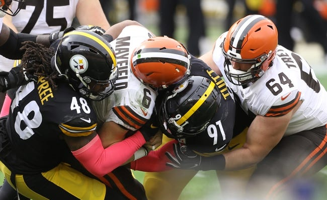 NFL Predictions Week 17: Cleveland Browns vs Pittsburgh Steelers 1/3/21 NFL Picks, Odds, Predictions