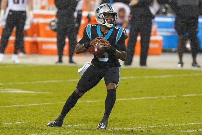 Carolina Panthers at Indianapolis Colts - 8/15/21 NFL Picks and Prediction
