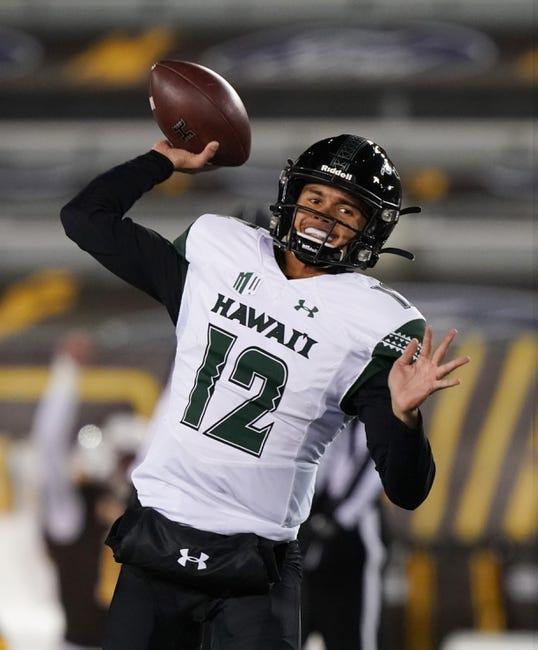 New Mexico Bowl Hawaii / Houston