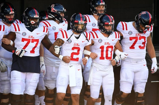 Outback Bowl Picks: Indiana vs Ole Miss 1/2/21 College Football Picks, Odds, Predictions