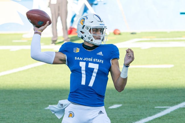 Ball State at San Jose State: 12/31/20 College Football Picks and Prediction
