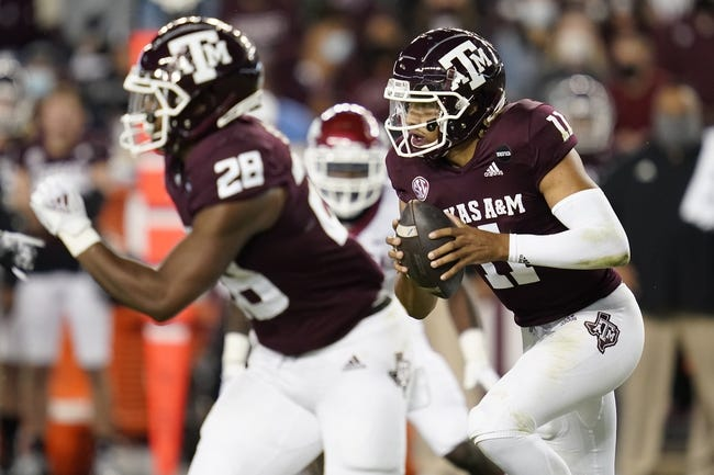 Texas A&M at North Carolina: 1/2/21 College Football Picks and Prediction