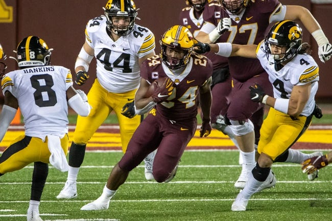 Ohio State at Minnesota: 9/2/21 College Football Picks and Predictions