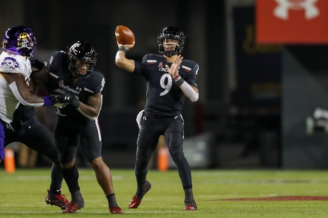 Georgia at Cincinnati: 1/1/21 College Football Picks and Predictions