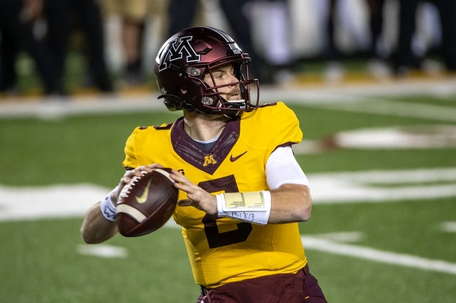 Miami-OH at Minnesota: 9/11/21 College Football Picks and Predictions
