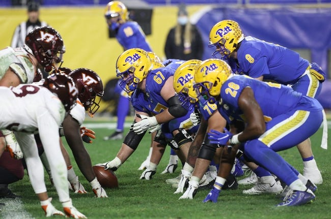 Massachusetts at Pittsburgh - 9/4/21 College Football Picks and Prediction
