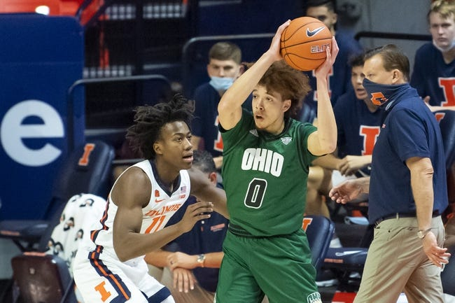 Ohio at Toledo: 3/12/21 College Basketball Picks and Prediction
