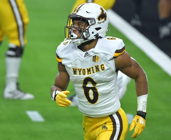 New Mexico at Wyoming: 10/23/21 College Football Picks and Prediction