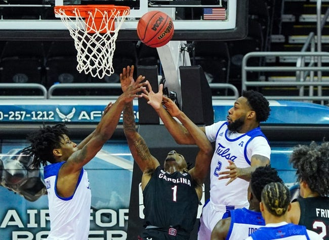 Tulsa vs Northwestern State College Basketball Picks, Odds, Predictions 12/18/20