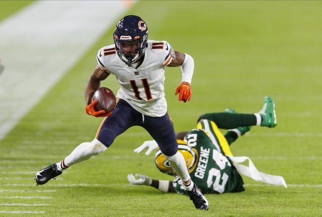 Chicago Bears at Jacksonville Jaguars 12/27/20 NFL Picks and Predictions