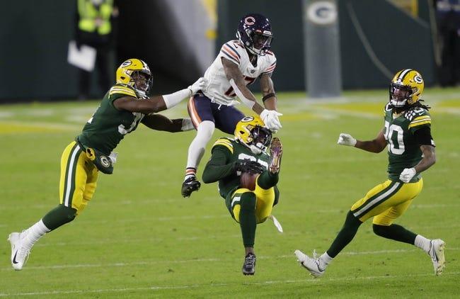 NFL Week 17 Picks: Chicago Bears vs Green Bay Packers 1/3/21 NFL Picks, Odds, Predictions