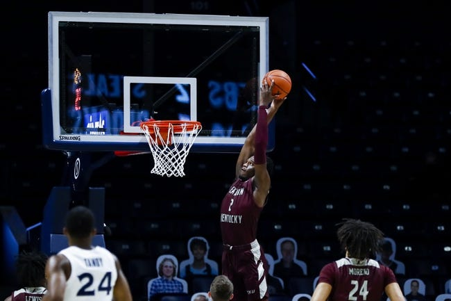 Eastern Kentucky at Southern Illinois-Edwardsville: 1/14/21 College Basketball Picks and Prediction