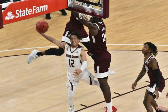 Texas State at Arkansas-Little Rock: 1/16/21 College Basketball Picks and Prediction