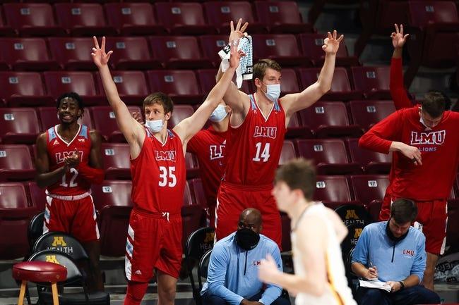 Loyola Marymount at Santa Clara: 2/16/21 College Basketball Picks and Predictions