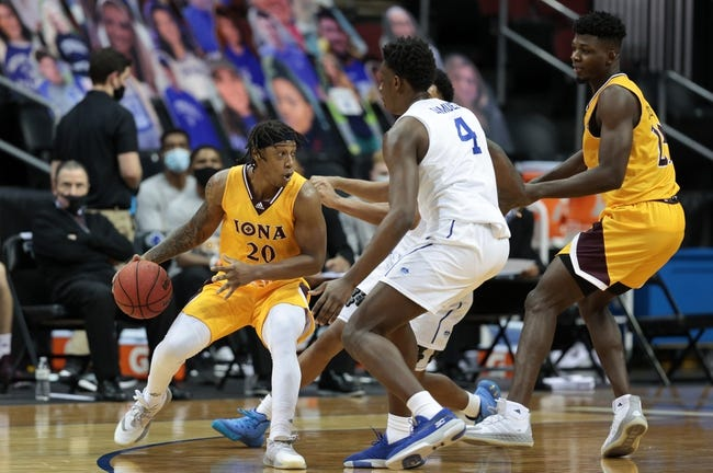 Saint Peter's at Iona 1/17/21 College Basketball Picks and Predictions
