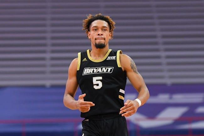 Bryant at St. Francis-Pennsylvania: 1/15/21 College Basketball Picks and Prediction