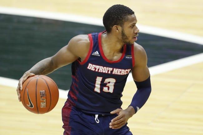 Detroit vs Wisconsin-Green Bay College Basketball Picks, Odds, Predictions 1/15/21