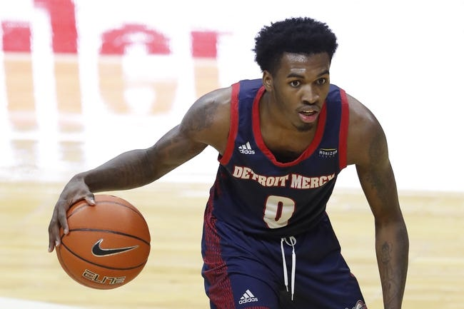 Detroit vs Wright State College Basketball Picks, Odds, Predictions 12/19/20