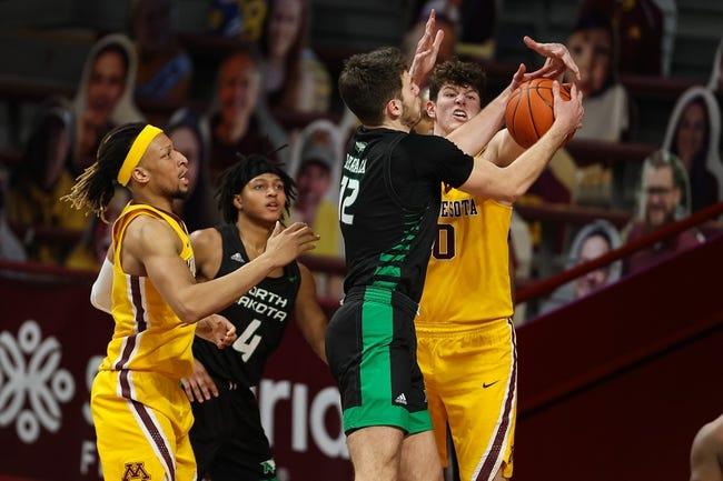 Southern Illinois vs North Dakota College Basketball Picks, Odds, Predictions 12/17/20