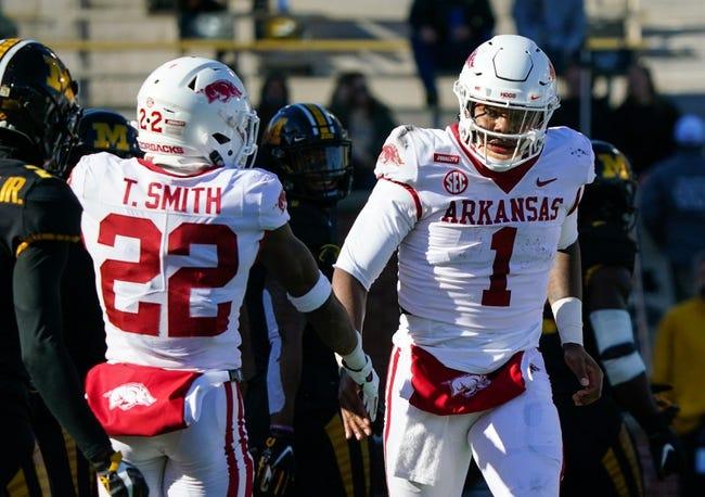 Texas A&M at Arkansas: 9/25/21 College Football Picks and Prediction