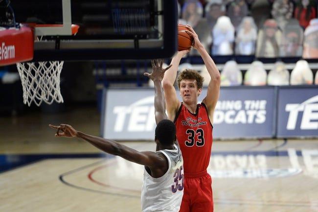 Idaho State at Eastern Washington: 3/3/21 College Basketball Picks and Predictions