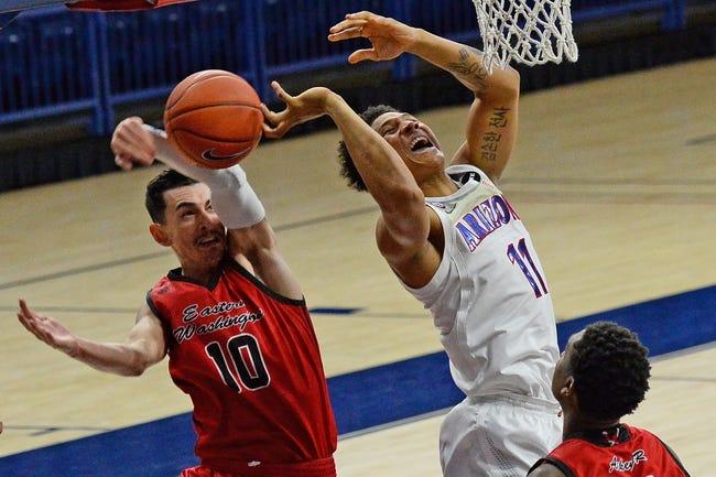 Eastern Washington at Kansas: 3/20/21 NCAA Tournament College Basketball Picks and Predictions