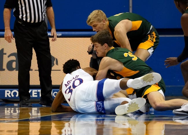 North Dakota State vs Nebraska-Omaha College Basketball Picks, Odds, Predictions 1/8/21