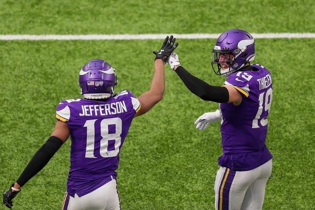 Minnesota Vikings at Detroit Lions: 1/3/21 NFL Picks and Prediction