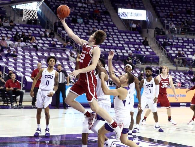 Oklahoma vs TCU College Basketball Picks, Odds, Predictions 1/12/21