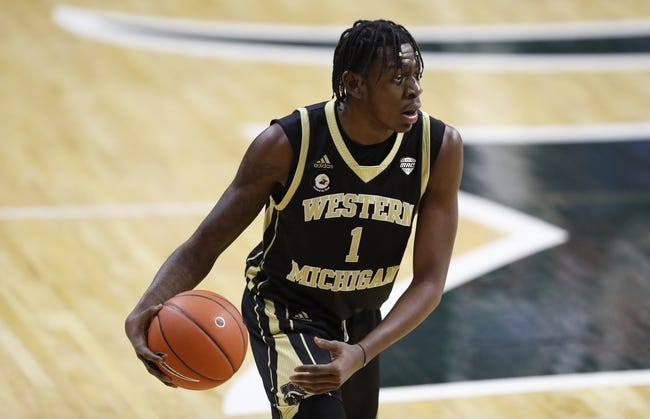 Akron at Western Michigan: 1/23/21 College Basketball Picks and Predictions