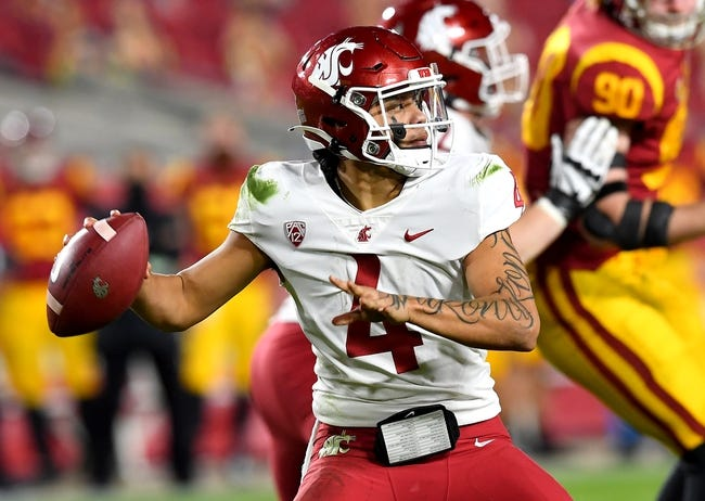 Utah State at Washington State: 9/4/21 College Football Picks and Predictions