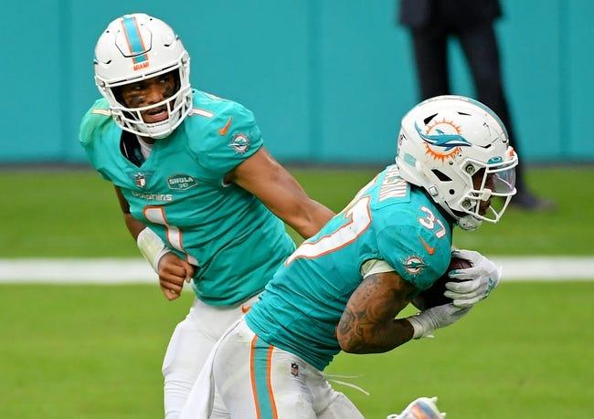 NFL Week 16 Predictions: Las Vegas Raiders vs Miami Dolphins 12/26/20 NFL Picks, Odds, Predictions